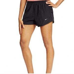Black nike dri fit shorts